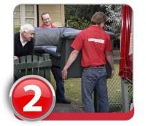 instrukcija po vyvozu staroj mebeli 2 etap - Как делается вывоз старой мебели
