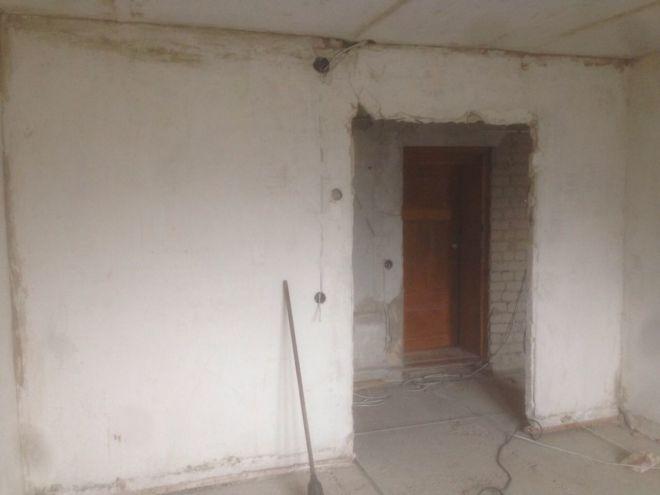 kvartira podgotovlennaya pod remont photo 75f0 - Подготовка к ремонту