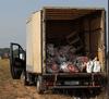 Машины для вывоза мусора - транспорт