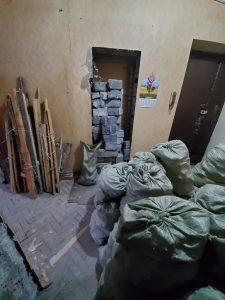 Вынос строительного мусора, 5 этаж без лифта москва, стоимость